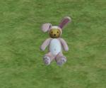 Ts2 li'l chimera's plush bunny bear