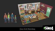 Cozy Craft Workshop