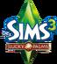 De Sims 3 Lucky Palms Logo