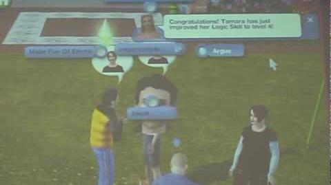 Sims 3 producer tour - 1. Sims and gameplay-0