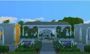 Заброшенные лечебные сады