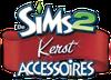 De Sims 2 Kerst Accessoires Logo