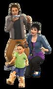 Les Sims 3 Générations Render 4