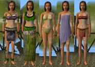 TSCS - Ann Roimata - Outfits