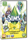 The Sims 3 Plus Generations Cover (Russian)