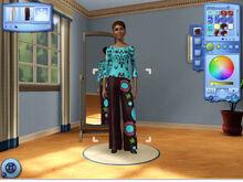 Crear Un Estilo en Los Sims 3