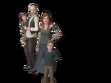 Flynn family (The Sims 3)
