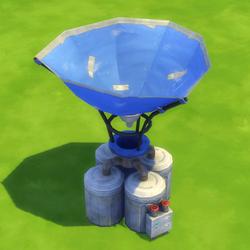 Scrapper's Dew Collector