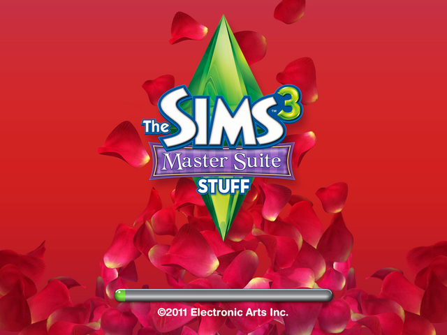 File:Sims 3 Master Suite Stuff US Startup Screen.png