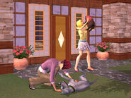 The Sims 2 Pets Console Screenshot 05