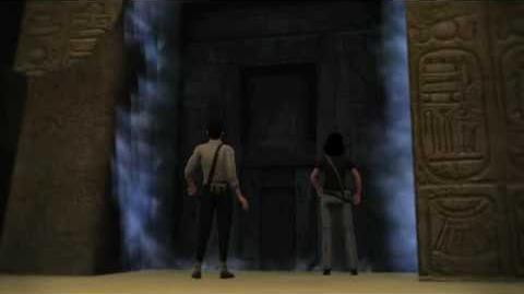 """The Sims 3 Мир приключений - Nelly Furtado """"Manos Al Aire"""""""
