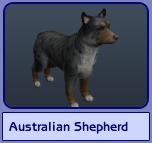 Australian Shepherd (Sims 2)