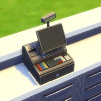 Bizoleans Cash Register