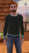 Connor Frio i spillet