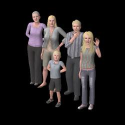 Famille Barbedor