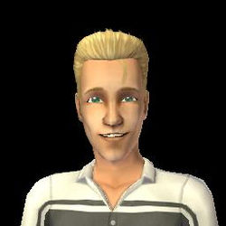 Steeve Hasseck (Les Sims 2)