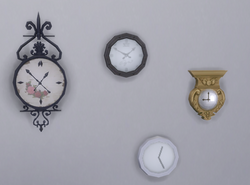 TS4 Clocks