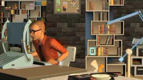 Trailer Los Sims 3 Diseño y Tecnologia
