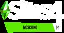 De Sims 4 Moschino Accessoires Logo