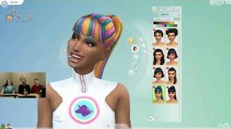 Livestream officiel - Les Sims 4 Heure de gloire - Présentation de la carrière d'acteur et CUS
