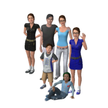 Redfield family (book 2) with charlie