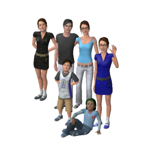 File:Redfield family (book 2) with charlie.png