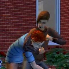 Vampiros <i>Los Sims 2 (Versión Beta)</i>