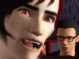 Dating a vampire sims 3