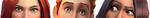 Visages Sims (Les Sims 4)