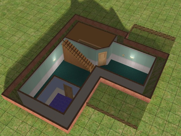 Building A Basement Under An Existing House Sims