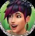 De Sims 4 Creeer een Sim Demo Icoon