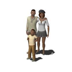 Famille Dutiel