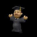 Gnomo de graduación