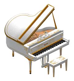 LS1 Liebefunkenmann Piano