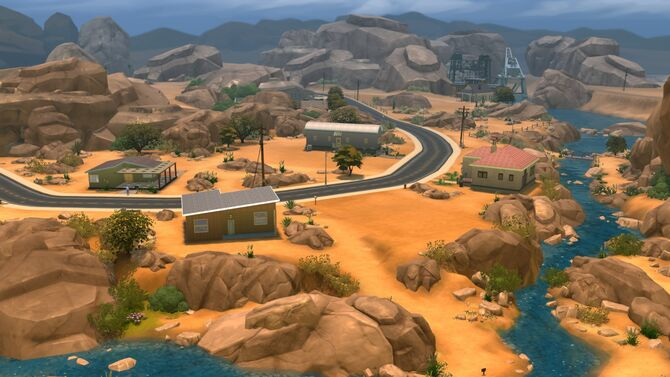Oasis Springs cover