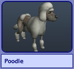 Poodle (Sims 2)