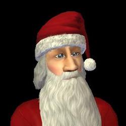 Père Noël (Les Sims 2)