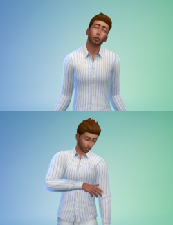 Alistair Space Sims 4