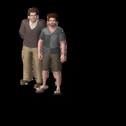De broers huishouden
