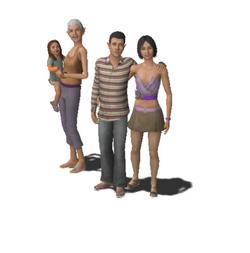 Famille Goodfellow