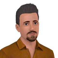 Juan Tenorio (Don Tenorio es-ES) (Don Lothario es-MX) en Los Sims 3.
