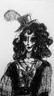 Shannie Lilstyl - sketch