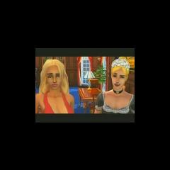 Estos dos peinados no se encuentran en el juego