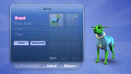 The Sims 2 Pets PSP Screenshot 06