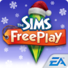 The Sims Freeplay christmas logo