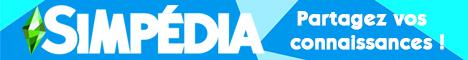 Bannière Les Sims Wiki 468x60