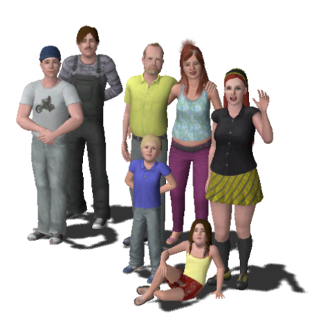 File:Broke Family (The Sims 3).png