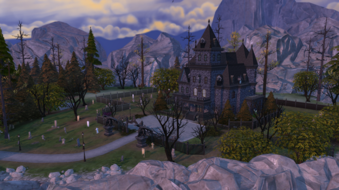 Sims4 Vampiros Forgotten Hollow 7
