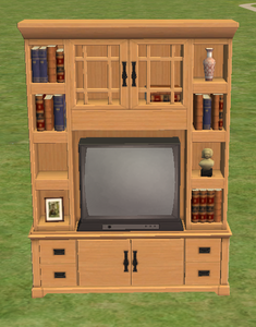 Ts2 centerpiece entertainment suite