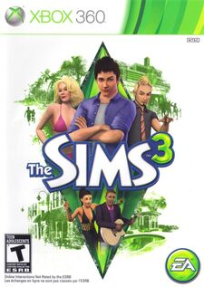 The Sims 3 (console) | The Sims Wiki | FANDOM powered by Wikia